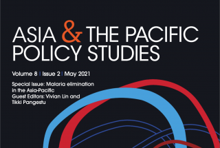 Cover of Volume 8, Issue 2 of Asia & the Pacific Policy Studies
